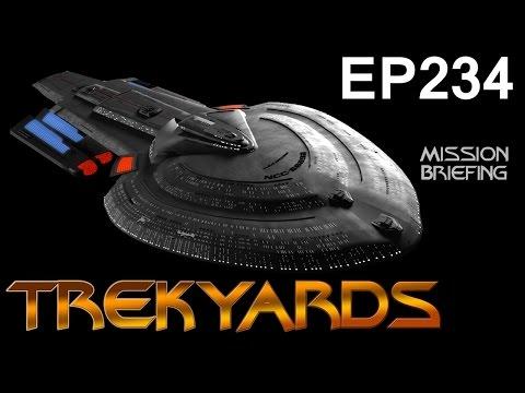Trekyards EP234 - Arizona Class Battleship