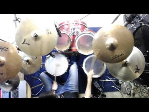 Lost Along The Way - Staind (Drums)