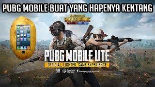 PUBG Mobile Buat HP Kentang - PUBG Mobile Lite (Android)