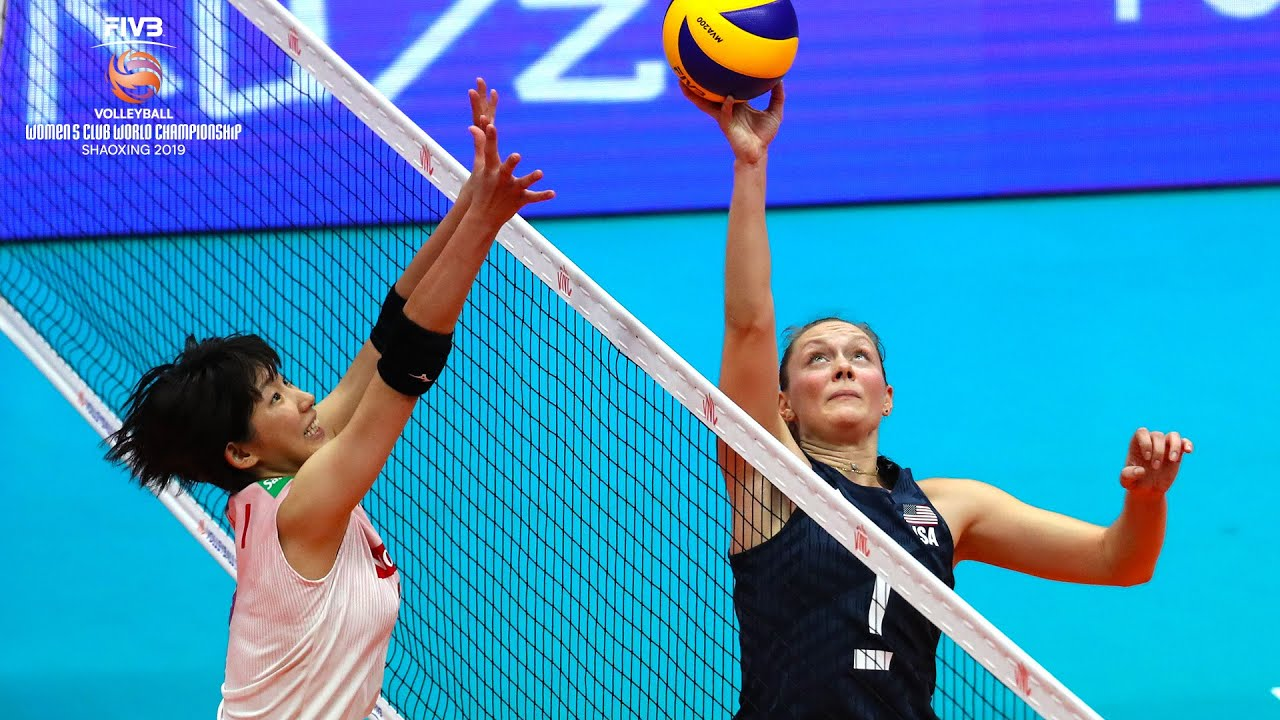 Most Outstanding Setters Preview Women S Volleyball Club World Champs 2019 Youtube