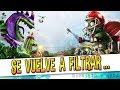 SE VUELVE A FILTRAR ...Plants Vs Zombies: Garden Warfare 3 ...por AMAZON Y UNOS COMICS