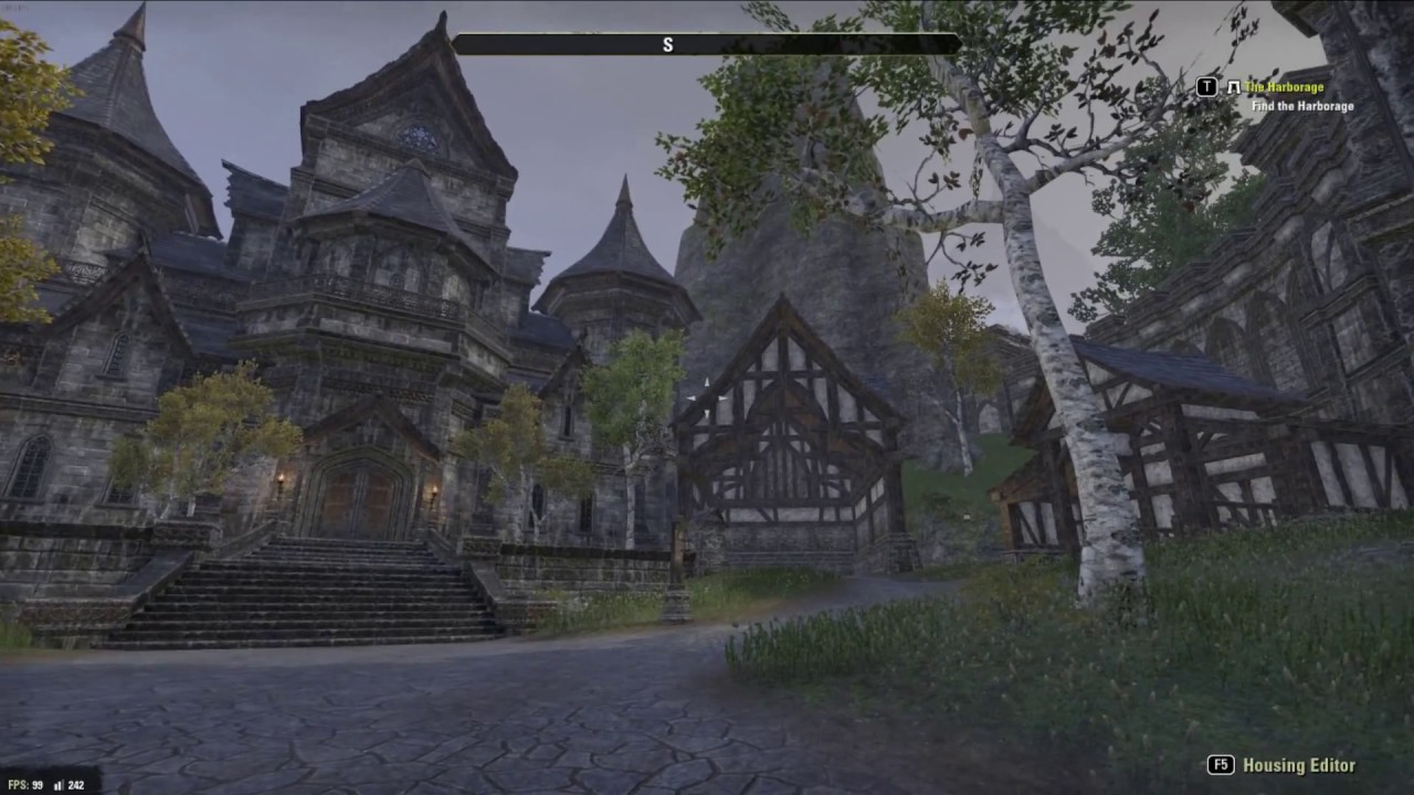 how to buy house eso