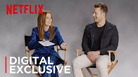 Set It Up | Dating Dilemmas with Zoey Deutch and Glen Powell | Netflix - Продолжительность: 72 секунды