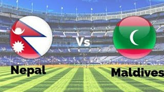 Full Match - Nepal vs Maldives - SAFF SUZUKI CHAMPIONSHIP 2018 - AP1 - VIDEO- Score - commentary