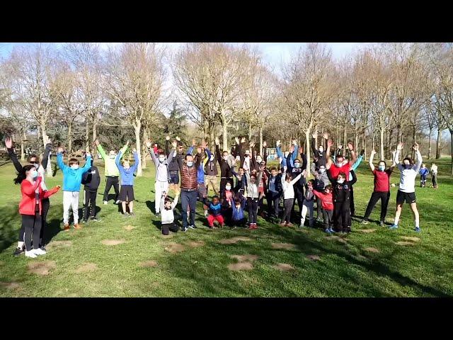 Footing - IPPON AU COVID - AJT EN FORME ! Atmosphère Judo Toulouse (AJT)