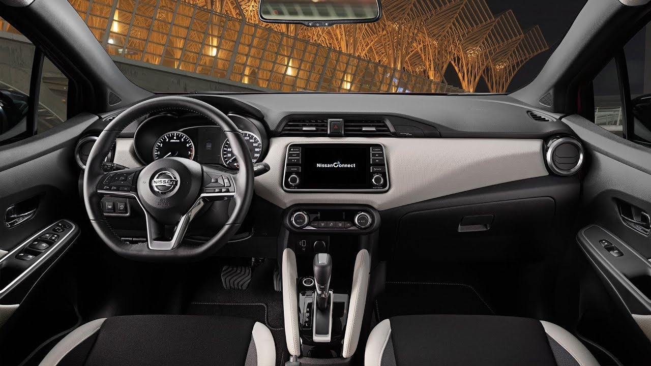 2019 Nissan Micra Interior - YouTube