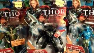 THOR THE MIGHTY AVENGERS MOVIE ACTION FIGURES @ FIVE BELOW