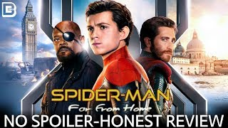 Spiderman: Far From Home Movie Review No Spoilers In Hindi | BlueIceBear