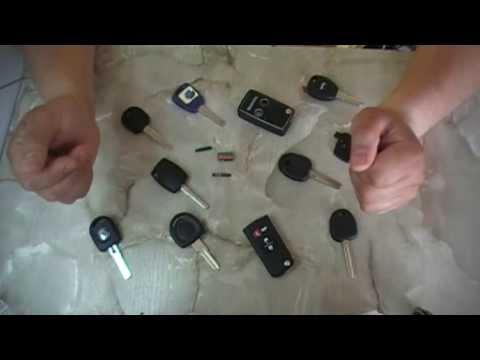 видео: Чип ключ