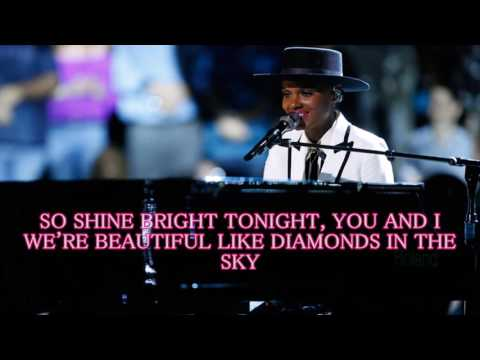 Vanessa Ferguson - Diamonds (The Voice Performance) - Lyrics