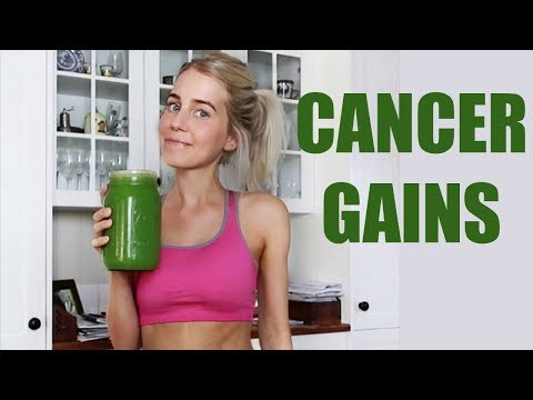 Australian Fitness Blogger Claims Cancer is Good