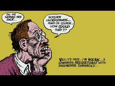 Robert Crumb, Father of Underground Comix from YouTube · Duration:  4 minutes 11 seconds