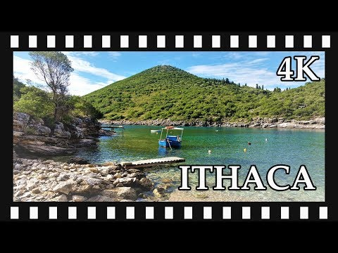 Ithaca, Greece (4K)