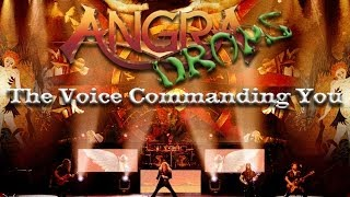 Felipe Andreoli falando sobre The Voice Commanding You  - Angra Drops #9