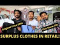 WE GOT BRANDED(ORIGINAL) CLOTHES FOR VERY CHEAP PRICES! | EXPORT SURPLUS CLOTHES RETAIL STORE |