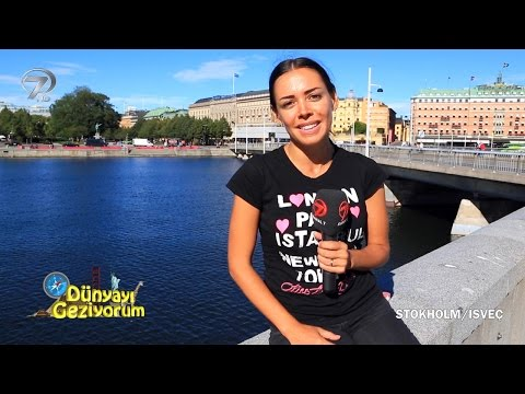 Dünyayı Geziyorum - Stockholm/İsveç - 16 Ekim 2016