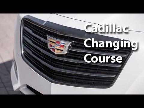 Cadillac Changing Course - Autoline This Week 2011