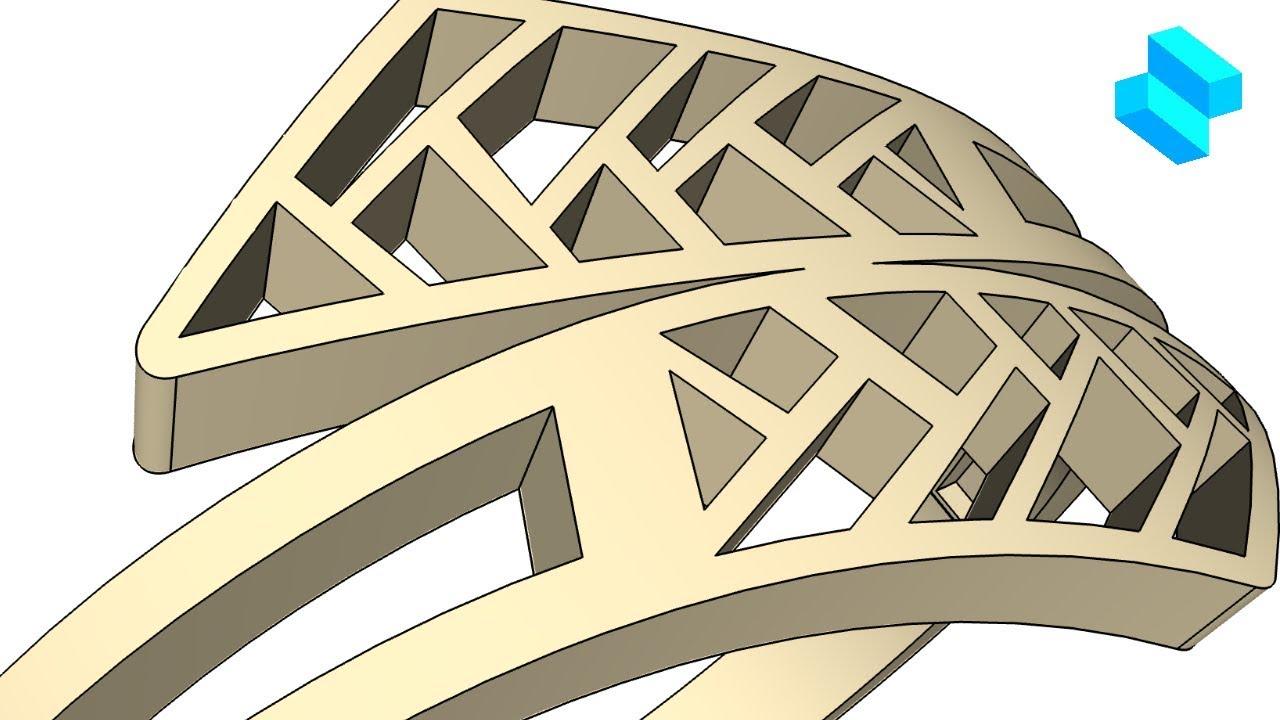 Ring   Advanced 3D modeling tutorial   Shapr3D - Ring   Advanced 3D modeling tutorial   Shapr3D