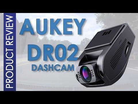 AUKEY Dash Cam Review and Install Guide - DR02