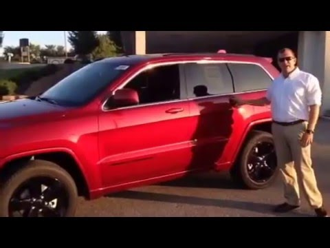 jeep grand cherokee altitude edition review youtube. Black Bedroom Furniture Sets. Home Design Ideas