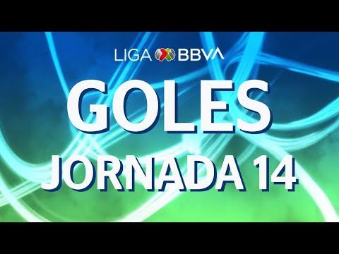 Todos los Goles | Jornada 14 - Apertura 2019 | Liga BBVA MX