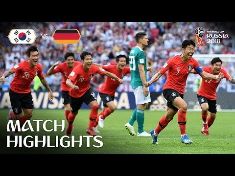 Korea Republic v Germany | 2018 FIFA World Cup | Match Highlights
