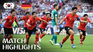 Korea Republic v Germany 2018 FIFA World Cup Russia™ Match 43