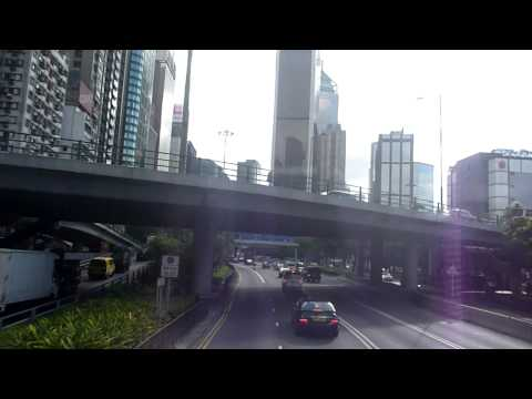 Hong Kong Bus 18: North Point (Healthy Street Central) → Whitty Street