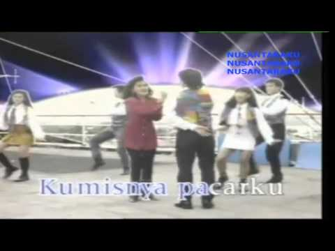 YouTube   Nini Carlina   Ganteng Pacarku MTV Karaoke