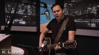"K-LOVE - Matt Redman ""You Never Let Go"" LIVE"