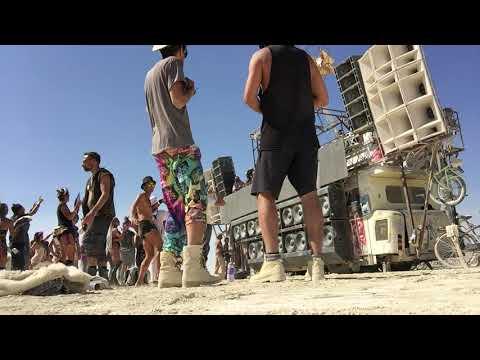 Robot Hearth Burning Man 2917 part II