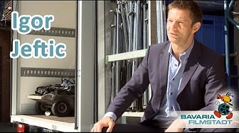 Igor Jeftic - Nachgefragt: Stars in der Bavaria Filmstadt