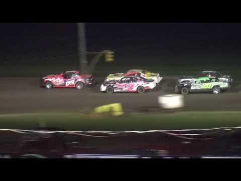 IMCA Stock Car Championship Benton County Speedway 8/12/18
