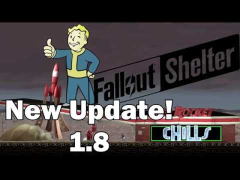 Fallout Shelter NEW UPDATE 1.8