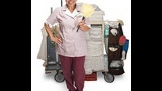 Hotel Housekeeper Safety Training from SafetyVideos.com