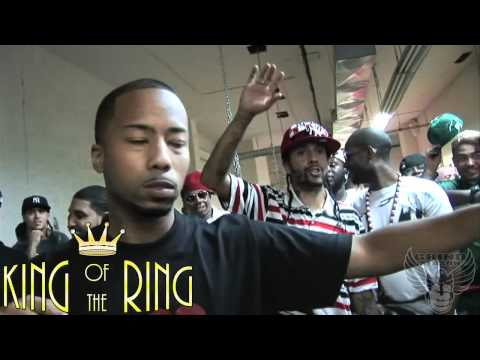 VAGUE presents KING OF THE RING AR-16 -vs- EXPRESS MONEY