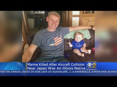 Lance Houston - Illinois Marine Killed Off the Coast of Japan