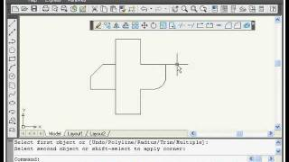 AutoCAD Tutorial for Beginners - 4