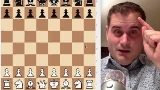 mes 3 conseils de base pour vous améliorer aux échecs