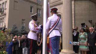 Cuban Embassy Opening in Washington D.C. (C-SPAN)