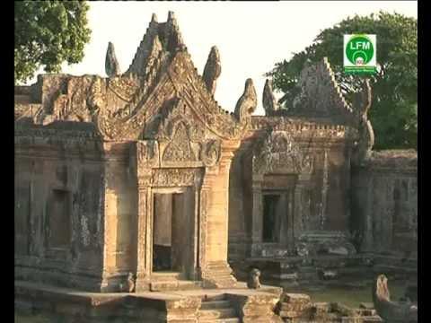 Disputed over Preah Vihear Temple