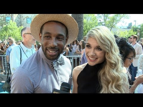 tWitch and Allison Holker - Proposal Reenactment!