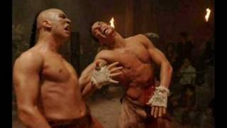 Kickboxer soundtrack - Final fight scene