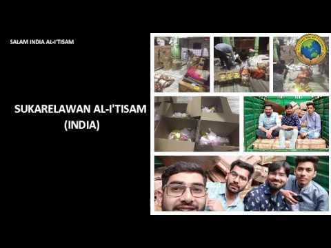 AL-I'TISAM DELHI EMERGENCY FOOD AID