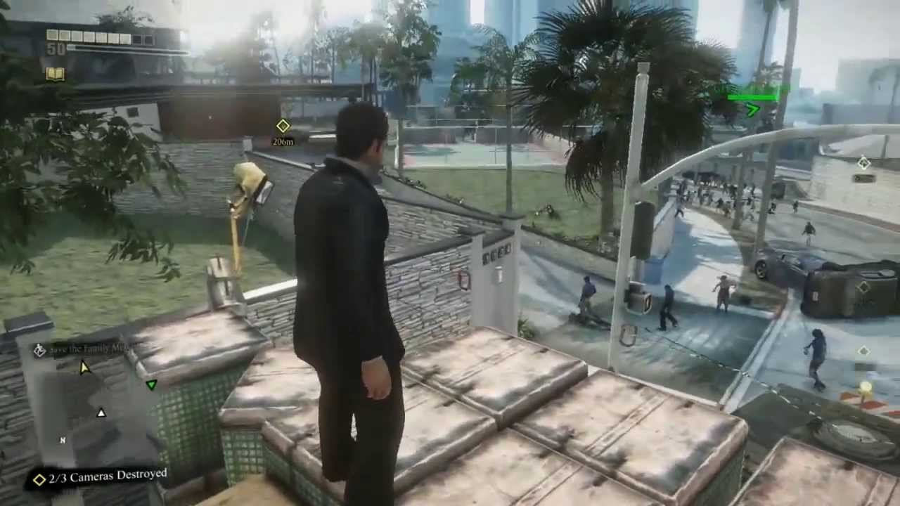 Dead Rising 3 Glitches: Out of Map Glitch Tutorial - YouTube on