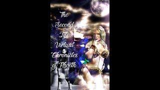 SL Virtual World Live Streaming: The Rhoeth Chonicles: Updating the Epic Treehouse & Avatar Changing