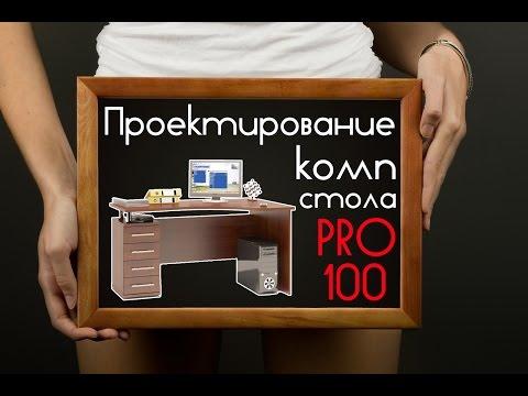 """Компьютерный стол своими руками: инструкция для """"чайников"""""""