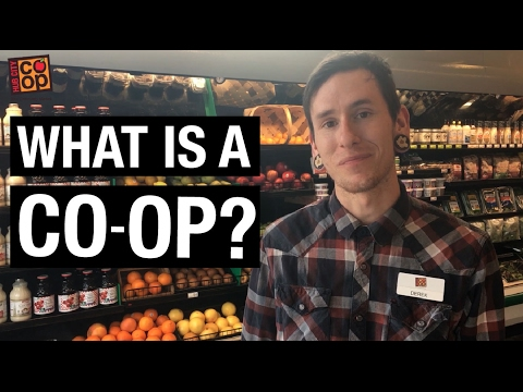 What is a Co op? (Food Cooperative)