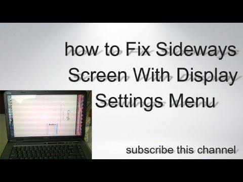 how-to-fix-sideways-screen-with-display-settings-menu