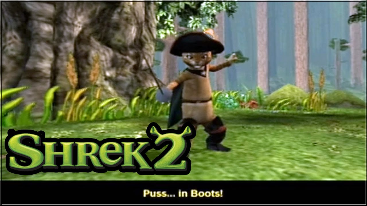 Ogre Killer Level 4 Shrek 2 Ps2 Gameplay Playthrough Benjio Emma Youtube